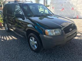Ford Escape 2.0 Xls Tela Estandart 2001