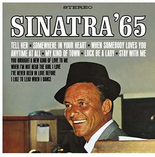 Sinatra 65 - Sinatra Frank (vinilo)
