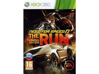 Need For Speed:the Run - Xbox360 Videojuego Físico Original