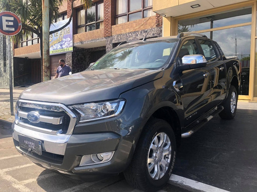 Ford Ranger Limited 2016 4x4