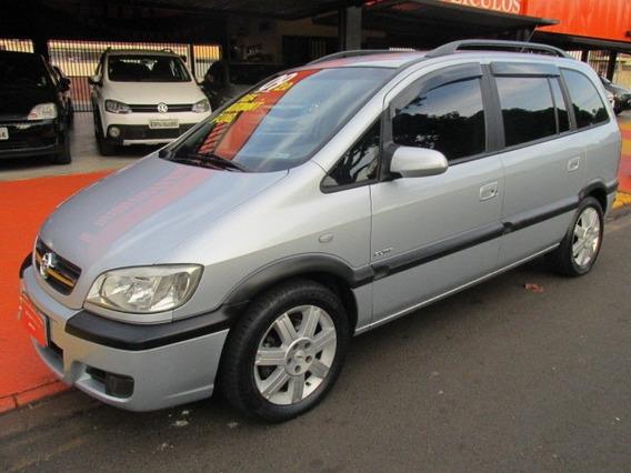 Gm Chevrolet - Zafira Elite 2.0 8v Automatica - Top De Linha