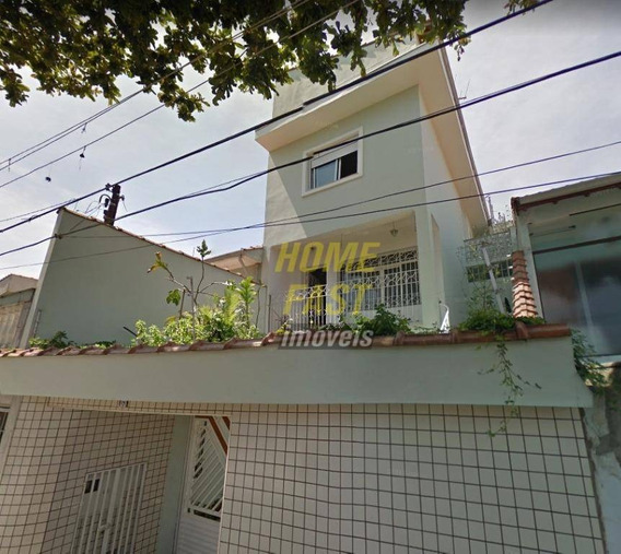 Sobrado Com 3 Dormitórios À Venda, 200 M² Por R$ 650.000,00 - Vila Augusta - Guarulhos/sp - So0691