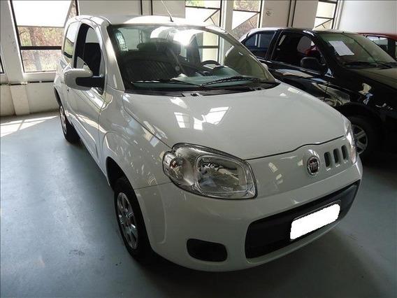 Fiat Uno 1.0 Evo Vivace Branco