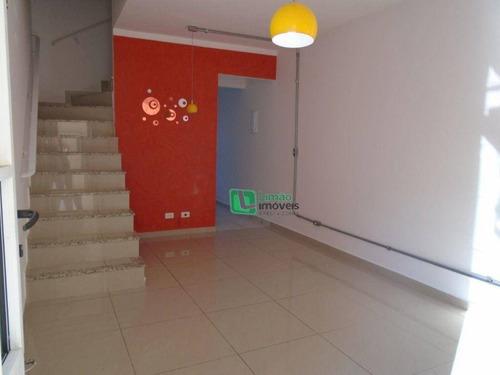 Imagem 1 de 15 de Sobrado Com 2 Dormitórios À Venda, 120 M² Por R$ 320.000,00 - Freguesia Do Ó - São Paulo/sp - So0505