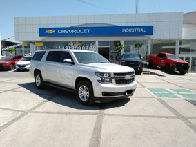Chevrolet Suburban 5.4 Lt Piel Banca At 2018