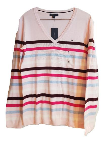 Tommy Hilfiger Sweater Algodon Original Importado 04