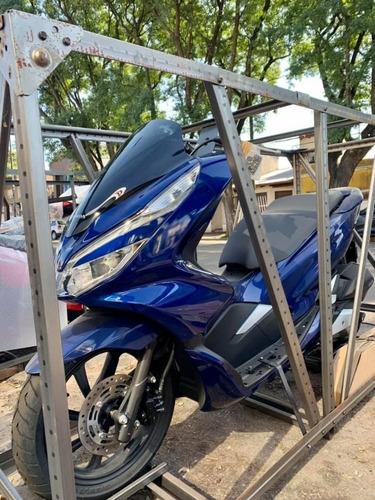 Honda Pcx 150 0km Azul
