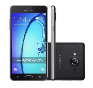 Celular Samsung Galaxy On7 Duos 8gb Preto Ou Dourado