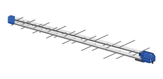 Antena Externa Digital Uhf Hdtv Proeletronic Pq45- 1040