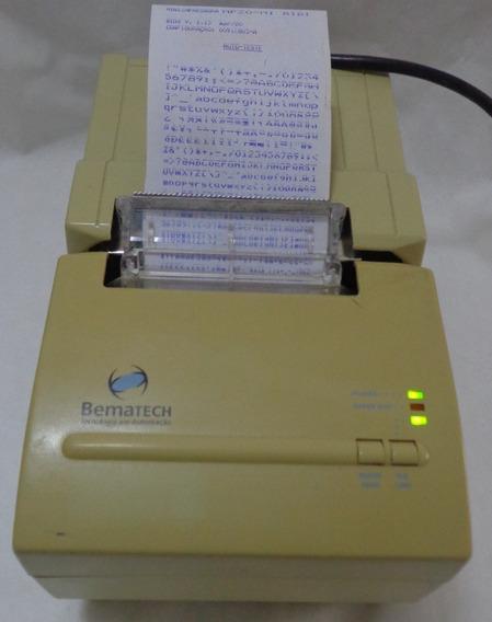 Impressora Não Fiscal Bematech Mp-20 Mi - Falha Na Impressão