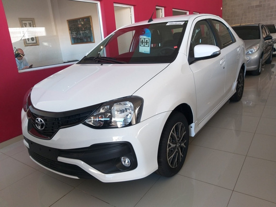 Toyota Etios 1.5 Sedan Xls My19 2019