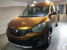 Nueva Renault Kangoo Stepway Nafta O Diesel Full 0km 2018 Jl