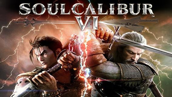 Game Soul Calibur Vi - Pc Original Steam
