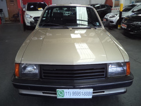 Chevette 1.6 Se Alcool 1987 Dourado Un Dono Raridade Veja