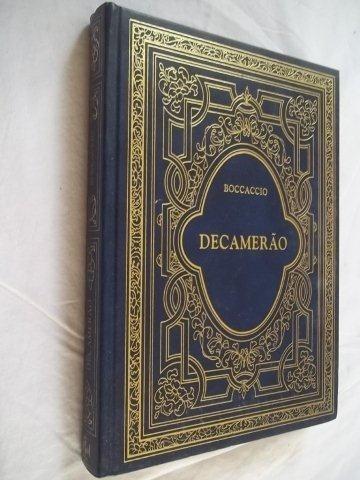 Livro - Boccaccio - Decamarão - Literatura Estrangeira