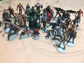 Coleção Figures Marvel Mcu Disney Eua Sem Caixa