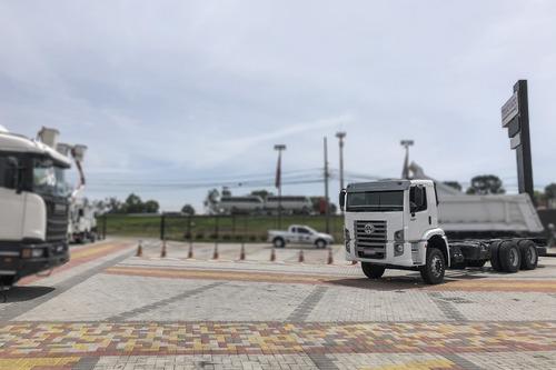 Volks 31390 Constellation Traçado 16/17=mercedes Volvo Ford