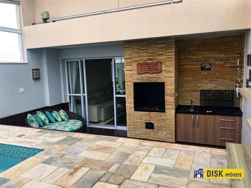 Imagem 1 de 23 de Cobertura Com 3 Dormitórios À Venda, 194 M² Por R$ 1.250.000,00 - Planalto - São Bernardo Do Campo/sp - Co0002