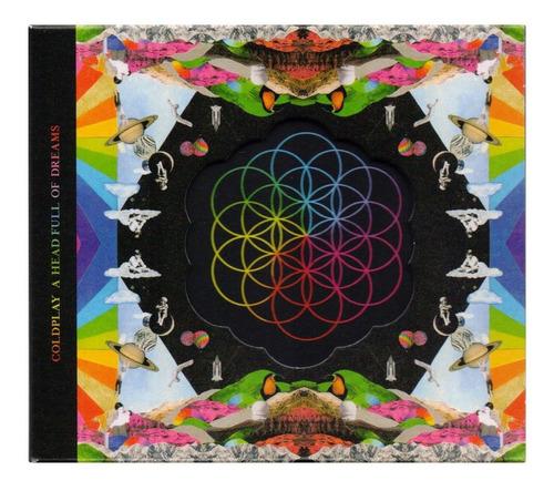 Coldplay - A Head Full Of Dreams - Disco Cd - 11 Canciones
