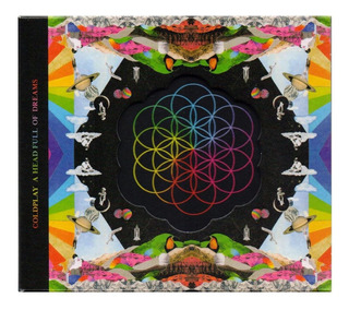 Coldplay - A Head Full Of Dreams - Disco Cd - 11 Canciones