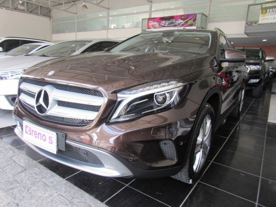 Mercedes Benz Gla-200 Gla 200 Style 1.6 Tb 16v/flex Aut. Fl