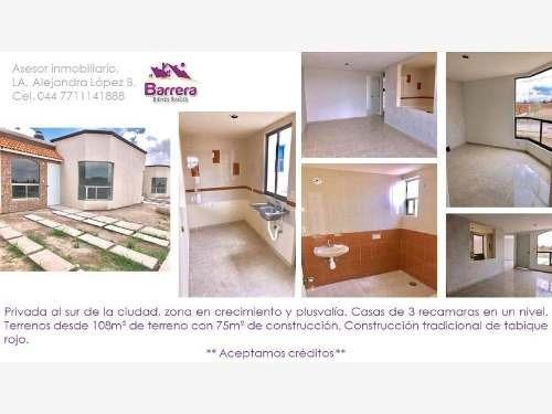 Casa Sola En Venta Casa Un Nivel Con 3 Habitaciones, Solonia San Antonio