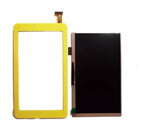 Tela Display Lcd + Touch Tablet Dl Sabichoes Tx386bvd Tx386