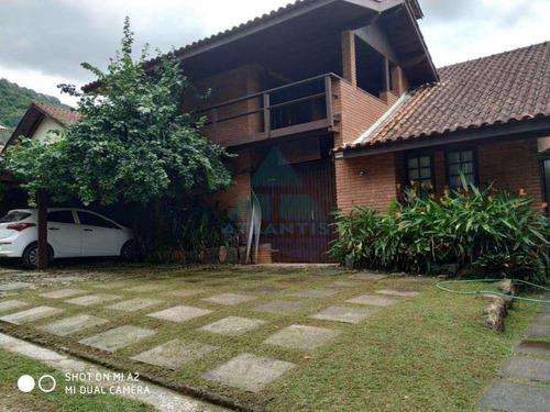 Imagem 1 de 15 de Casa Em Condomínio Para Venda Em Ubatuba, Lagoinha, 3 Dormitórios, 1 Suíte, 4 Banheiros, 4 Vagas - 1060_2-1135408