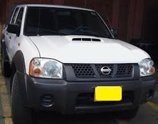 Alquilo Camioneta Nissan Frotier 4x4 Doble Cabina Cel. #96