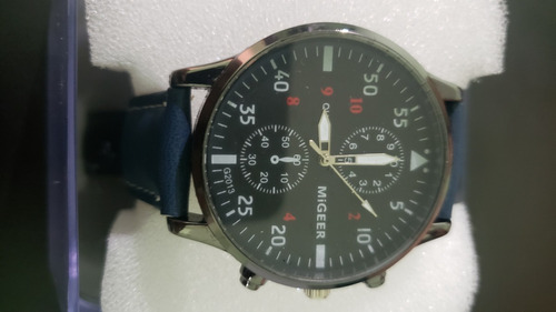 Relógio Migeer Promo L + Bateria