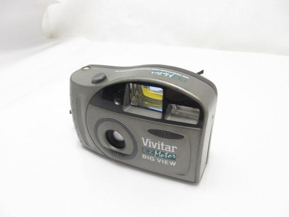 Câmera Antiga - Vivitar Ez Motor