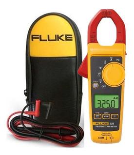 Alicate Amperimetro 400a-600v Ac/dc 325 + Bolsa Fluke
