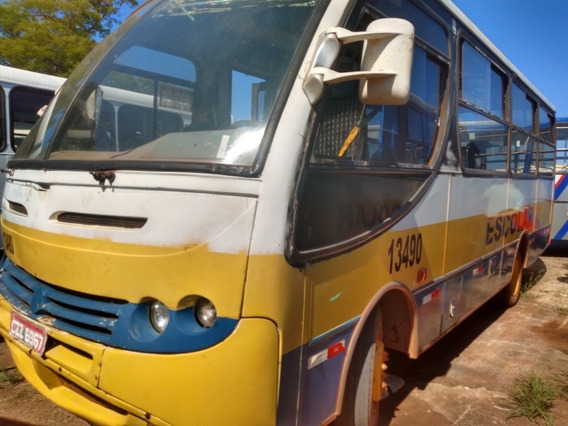 Cód. 23 Micro Ônibus Para Motor Home Ou Food Truck