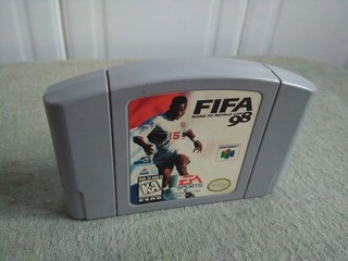 Fifa Road To World Cup 98 Nintendo 64