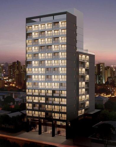 Studio Residencial Para Venda, Perdizes, São Paulo - St2297. - St2297-inc