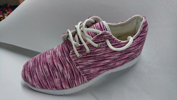 Zapatillas Mujer Dama Urbana Deportiva Liviana 35-41