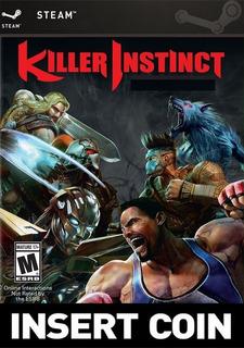 Killer Instinct    Pc    Steam    Original    Digital