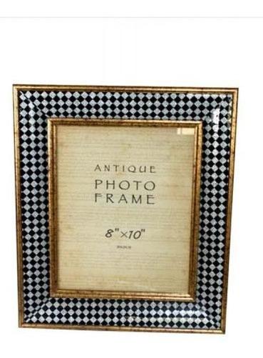 Porta Retrato Xadrez 20x25 36x31x3cm