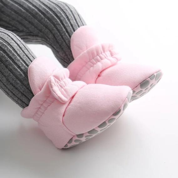 Zapatos Para Bebé Precaminadores Con Antideslizante Niña