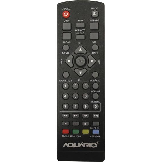 Controle Remoto Para Conversor Digital Aa Dt-5000 Aquário