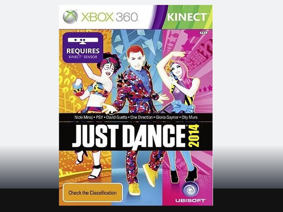 Just Dance 2014 Xbox 360 Mídia Digital Roraima Games