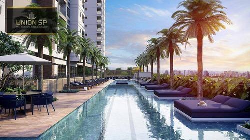 Imagem 1 de 10 de Apartamento Com 4 Dormitórios À Venda, 162 M² Por R$ 2.710.000,00 - Perdizes - São Paulo/sp - Ap49818