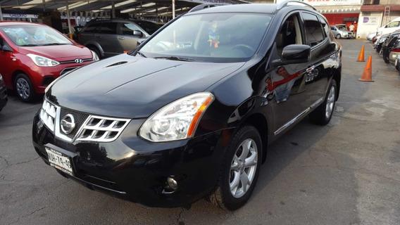 Nissan Rogue Advance Aut 2012