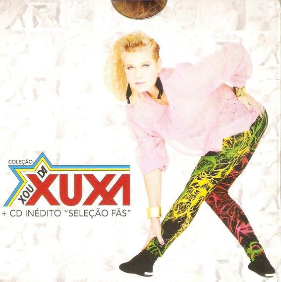 Box C/ 8 Cds Xuxa - Inédito Seleção Fãs - Novo Lacrado***