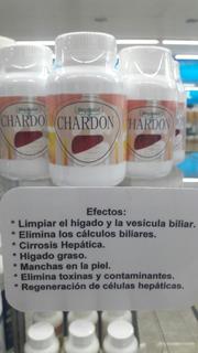 Cardo Santo ( Chardon) 100 Capsulas