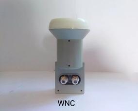 Kit 10 Lnb Duplo Universal Wnc
