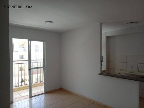 Apartamento Com 2 Dormitórios À Venda, 47 M² Por R$ 160.000 - Jardim Olímpia - Jaú/sp - Ap0567