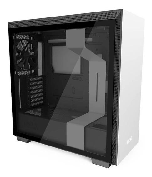Gabinete Nzxt H710 E-atx Usb 3.1 / Type-c Audio Hd