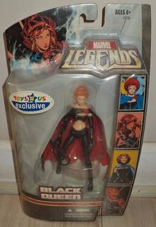 Phoenix Black Queen (jean Grey) X-men Marvel Legends Hasbro