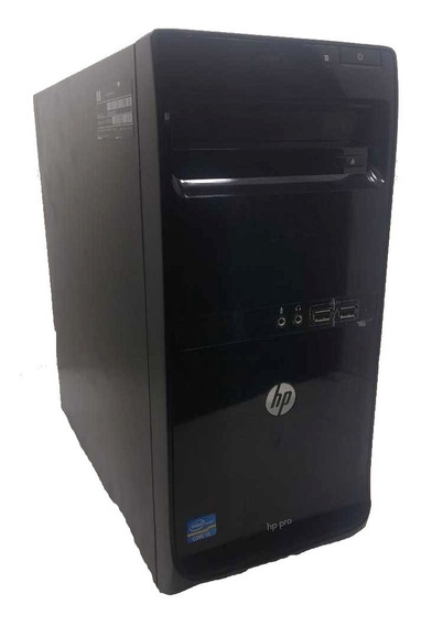 Computador Hp Pro 3500 - I3 3.30ghz Ram 4gb Hd 160gb